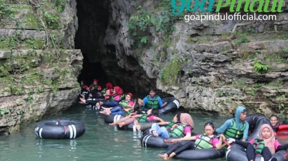 Paket Wisata Goa Pindul dan Sungai Oyo