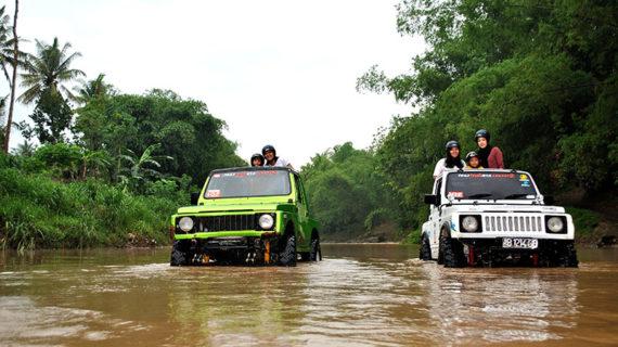 Asyiknya Wisata Offroad Goa Pindul