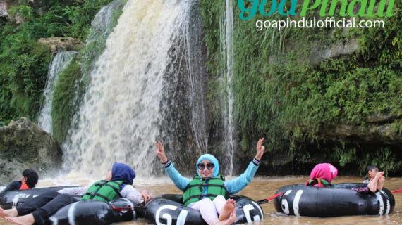 Obyek Wisata Goa Pindul Wonosari Daerah Istimewa Yogyakarta