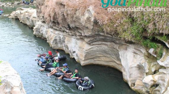 Menyelami Wisata Rafting Goa Pindul
